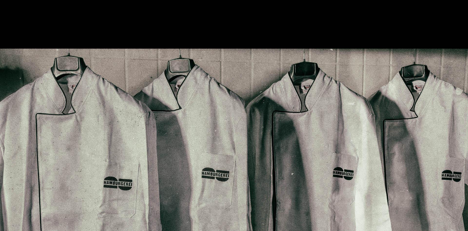 Jobs in der Hamburgerei